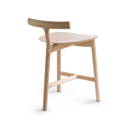 Mattiazzi MC7 Radice Wooden Chair T 字 木質 單椅
