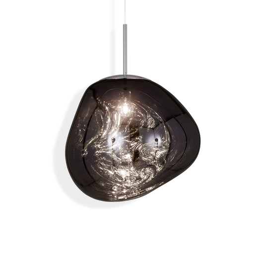Tom Dixon Melt Standard Suspension Lamp in Smoke 50cm 熔岩 前衛 吊燈 標準版 - 煙熏色款