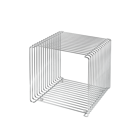 Montana Panton Wire Standard Shelf Unit / Side Table / Magazine Holder D38cm 潘頓系列 線條 方形壁櫃 / 雜誌架 / 邊桌 茶几