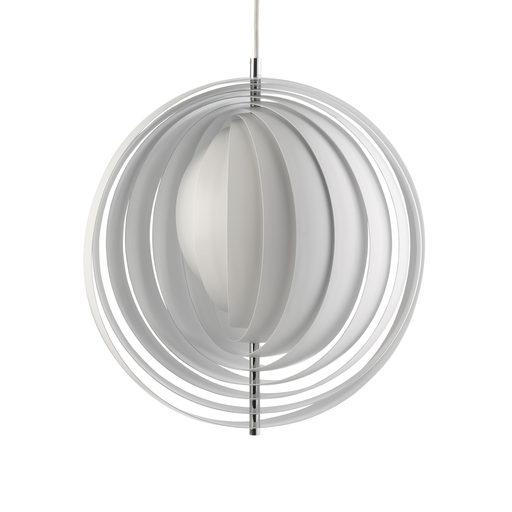 Verpan Moon Suspension Lamp 月亮 吊燈 - 白色款