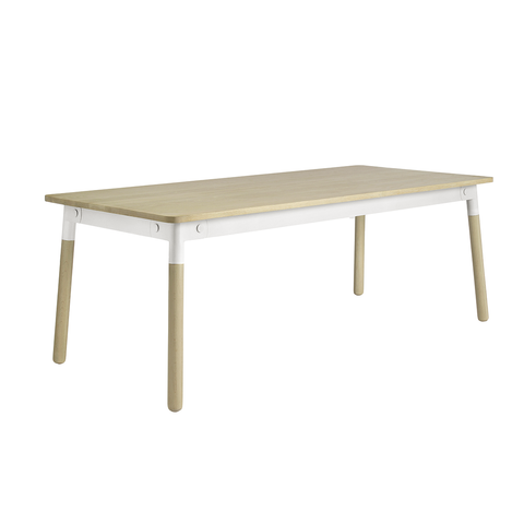 Muuto Adaptable Dining Table 200x90 調色盤 長型餐桌