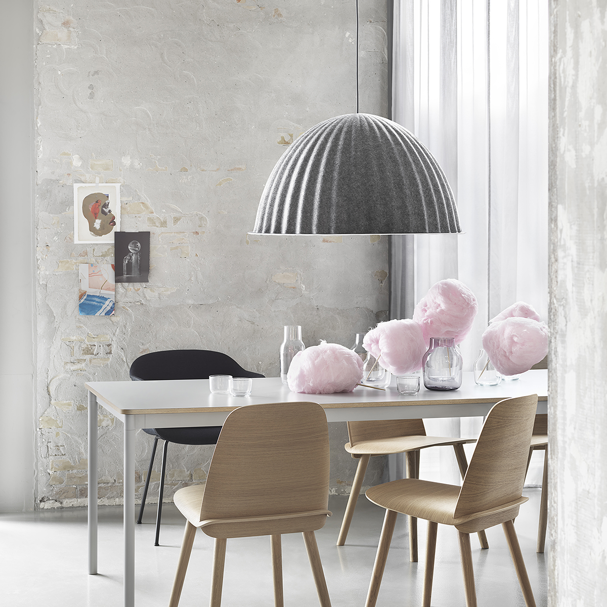 Muuto Under The Bell Pendant Light 82cm 鐘鈴 大型 餐桌吊燈