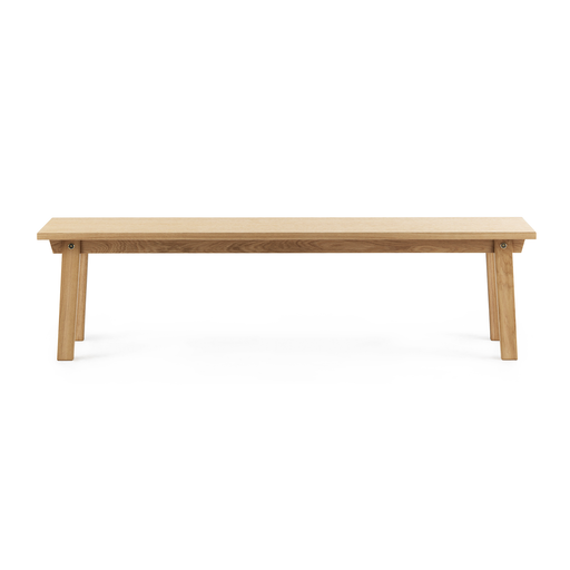 Normann Copenhagen Slice Bench vol.2 160x38cm 切分系列 木質 長形 椅凳 / 板凳