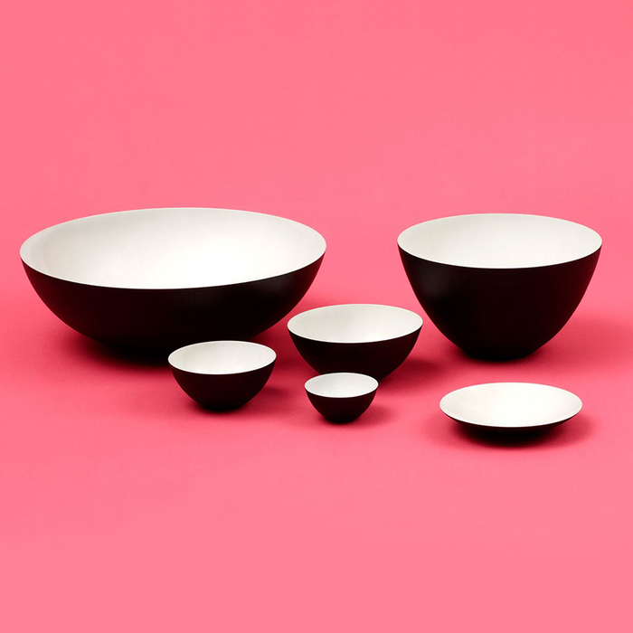 Normann Copenhagen Krenit Bowl Model 3, 16cm 和風琺琅 湯碗 小尺寸