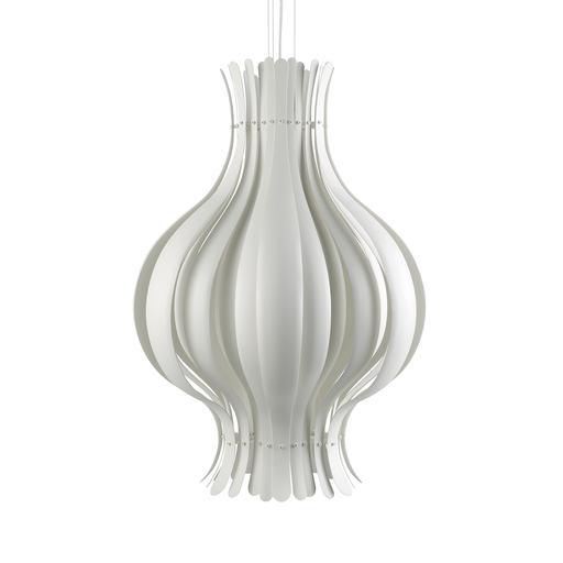 Verpan Onion Suspension Lamp White in Large 65cm 洋蔥 吊燈 - 白色款
