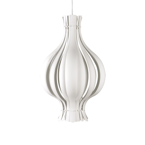 Verpan Onion Suspension Lamp White in Small 45cm 洋蔥 吊燈 - 白色款