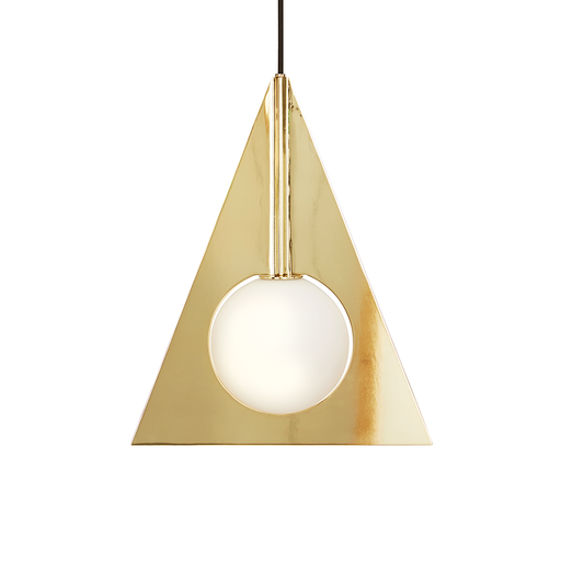 Tom Dixon Plane Triangle Suspension Lamp 行星系列 單盞 吊燈 - 三角造型