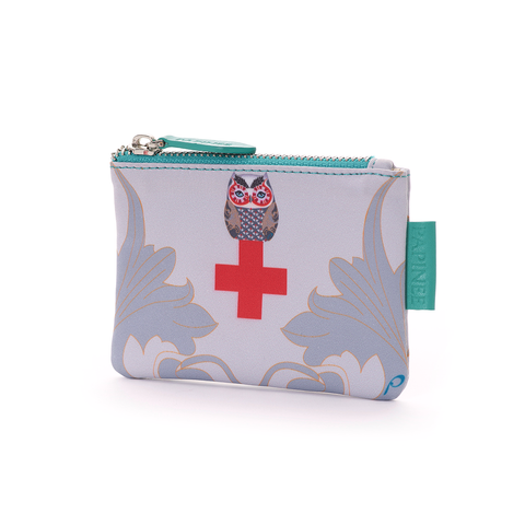 Papinee Owl Cosmetic Medical Case, Travel Kit Series 英國 貓頭鷹 旅行系列 隨身藥品袋