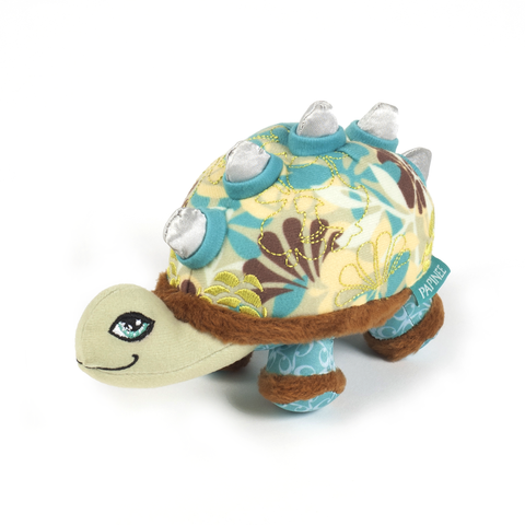Papinee Turtle Amuse Decoration 巴西 波多龜 布偶