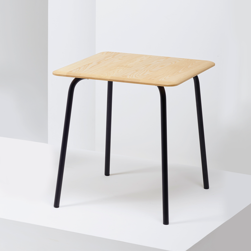 Mattiazzi MC16 Forcina Square Table 70x70cm 佛希納系列 線條 方形 餐桌
