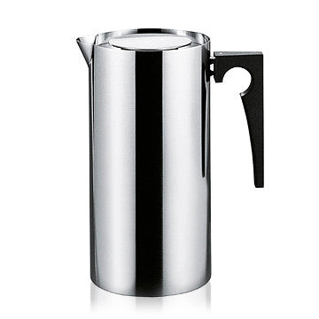 Stelton Cylinda-Line AJ Press Coffee Maker 1.0L 不鏽鋼 咖啡壺