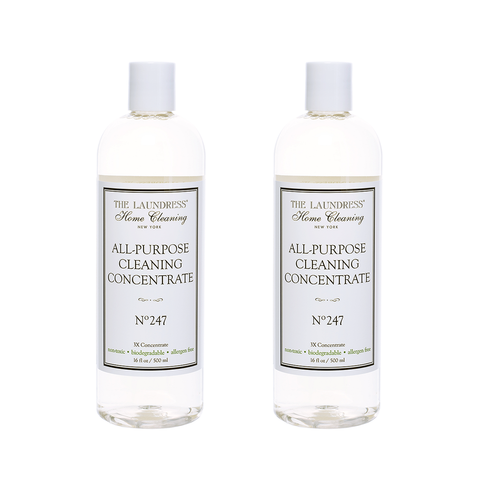 The Laundress Home Cleaning Collection, All Purpose Cleaning Concentrate 475ml 居家清潔系列 全效清潔劑 兩瓶裝 套組