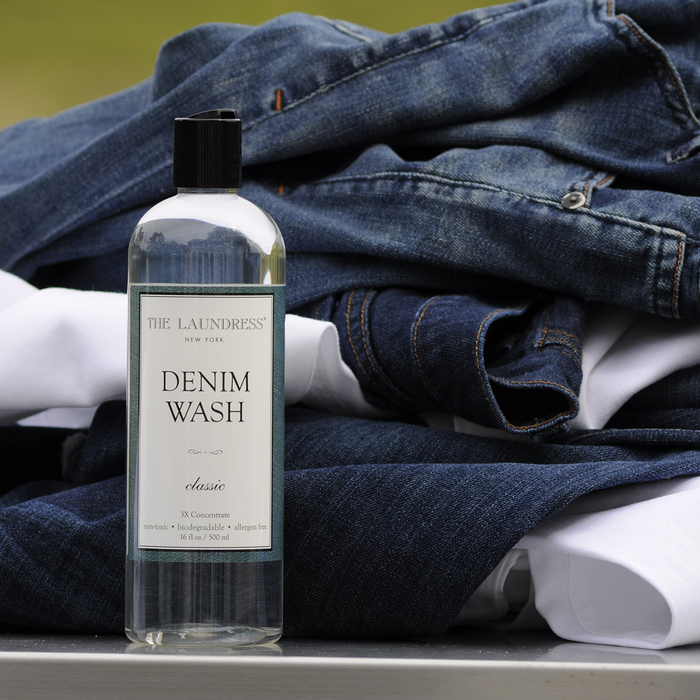 The Laundress Laundry Detergent, Denim Wash Classic 475ml 衣物清潔系列 牛仔衣物洗衣精