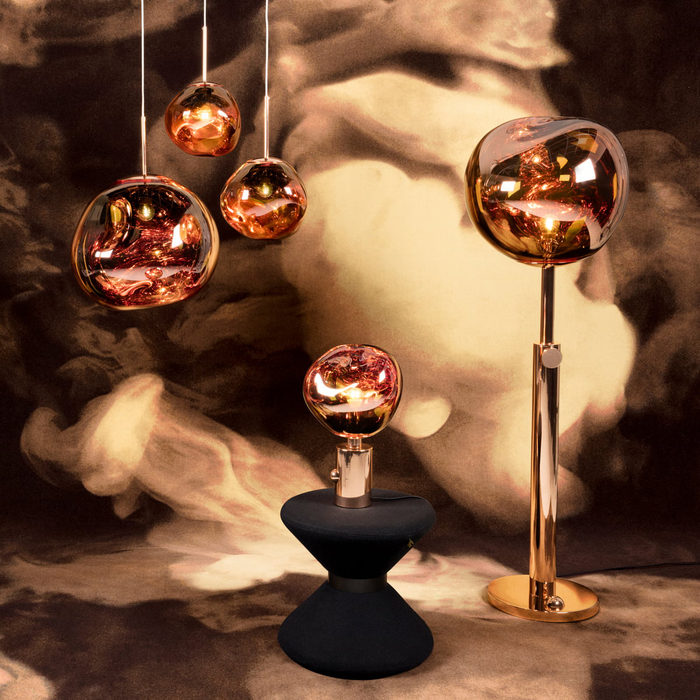 Tom Dixon Melt Floor Lamp 熔岩 前衛 立燈