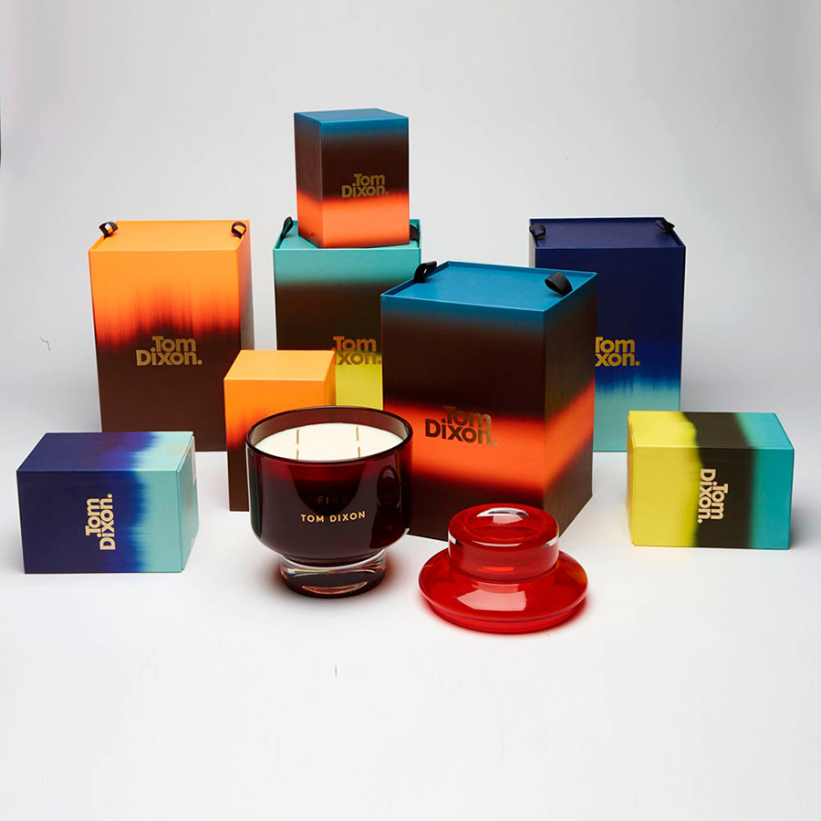 tom dixon scent fire candle luxury. Black Bedroom Furniture Sets. Home Design Ideas