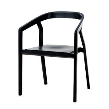 Ton No. 101 Chair One Armchair 櫸木方座 扶手椅