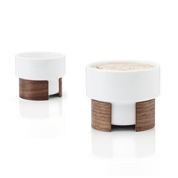 Tonfisk Cappuccino Cups 160cc, Warm 系列 卡布奇諾 咖啡杯 兩件組  米白色款