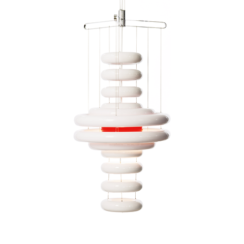 Verpan UFO Suspension Lamp 46cm 幽浮 吊燈