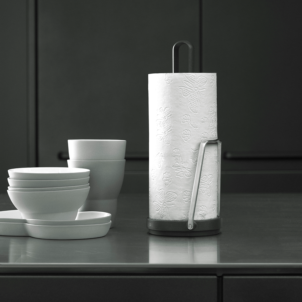 Vipp Kitchen 266, Kitchen Roll Holder 廚房 立式紙巾架