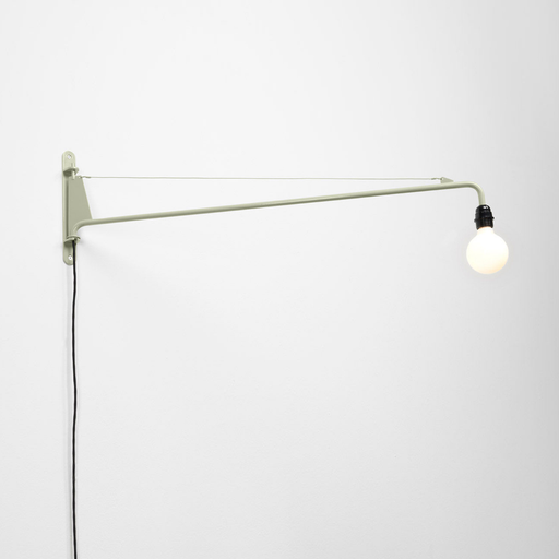 Vitra Petite Potence Wall Light Prouve RAW Office Edition 力矩 壁燈 小尺寸 - Prouve 紀念款