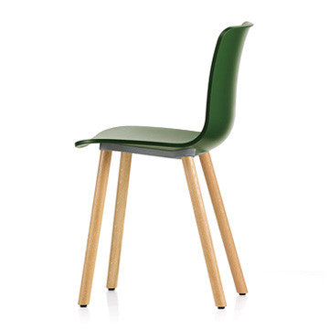 Vitra HAL Chair in Wooden 霍爾 橡木腳椅 - Luxury Life 傢俱、燈飾、生活配件