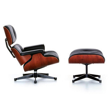 Vitra Eames Lounge Chair 櫻桃木