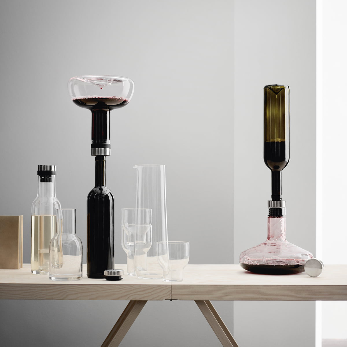 Menu Wine Breather Carafe 1.0L 呼吸式 醒酒瓶