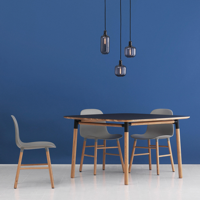 Normann Copenhagen Amp Suspension Lamp Small 真空管 玻璃 吊燈 小尺寸