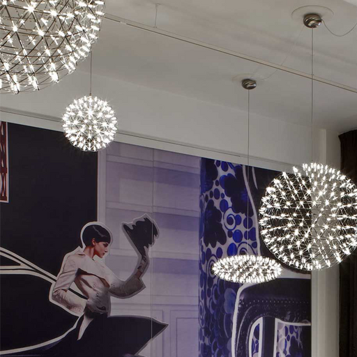 Moooi Raimond Zafu Suspension Lamp 75cm 星空花火系列 碟型 吊燈