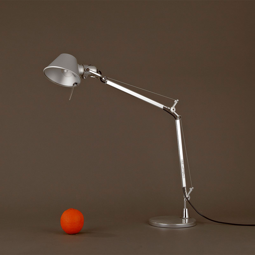 Artemide Tolomeo Tavolo Mini Desk Lamp in White 小型 檯燈 白色版
