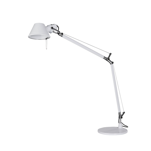 Artemide Tolomeo Tavolo Standard Desk Lamp in White 標準型 檯燈 白色版