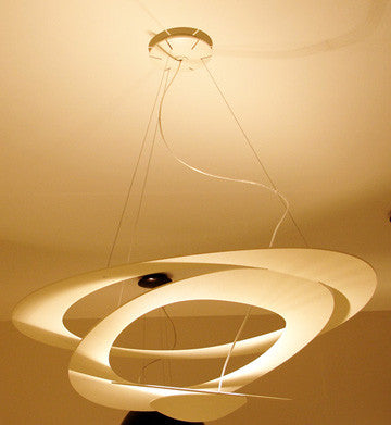 Artemide Pirce Suspension Lamp 97 迴旋 吊燈 大尺寸