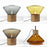 Brokis Muffins Wood 03B Suspension Lamp PC851 穆林 玻璃 錐形吊燈 圓徑 53cm
