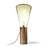 Brokis Muffins Wood 04 Floor Lamp PC853 穆林 玻璃 立燈 圓徑 43.5cm