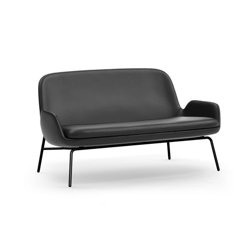 Normann Copenhagen Era Sofa 2 Seater Leather 年代 雙人沙發 金屬椅腳 皮革版