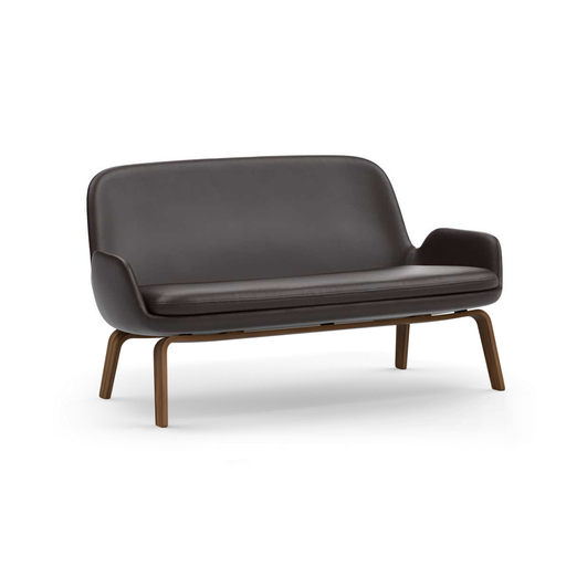 Normann Copenhagen Era Sofa 2 Seater Leather 年代 雙人沙發 木質椅腳 皮革版