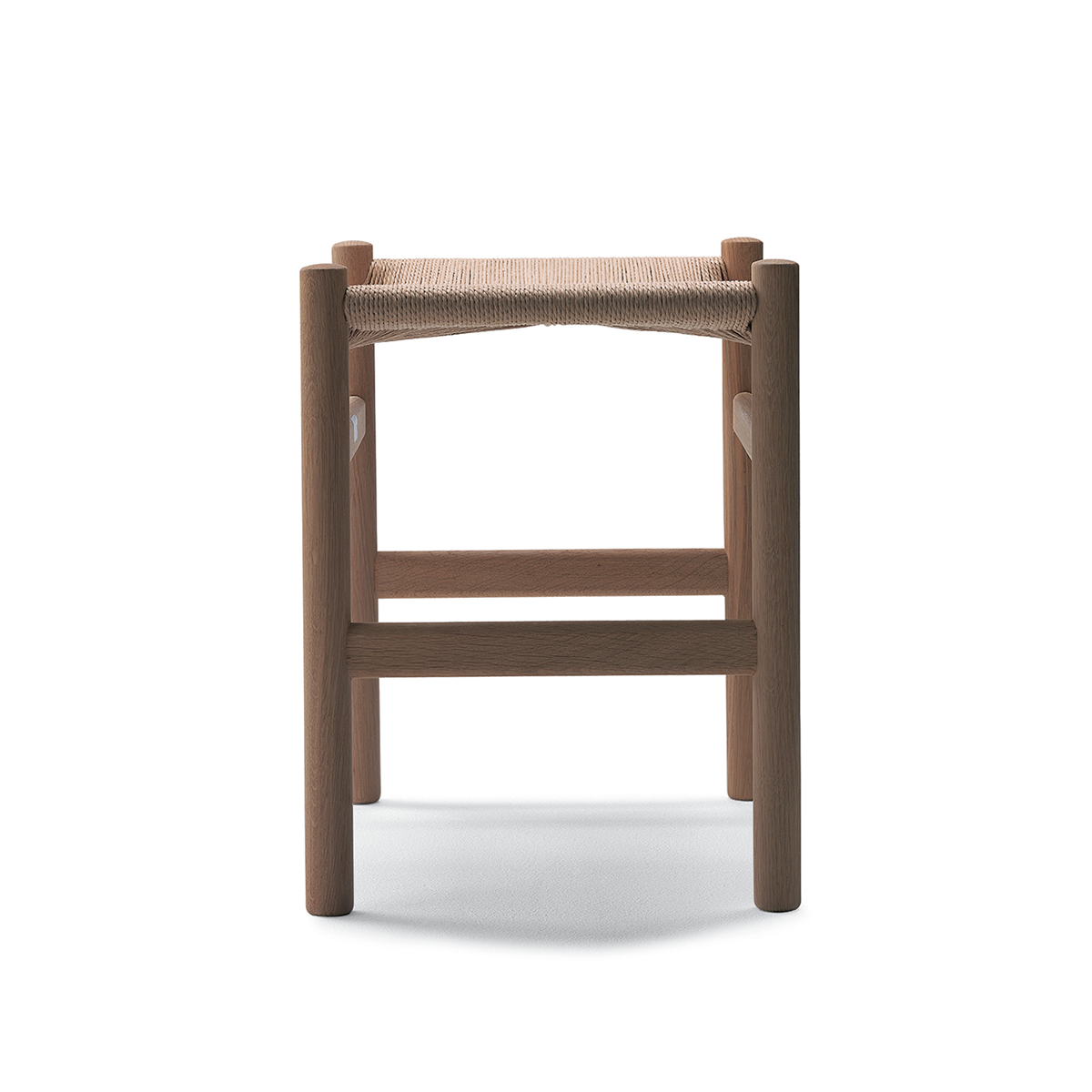 Carl Hansen & Son CH 53 Wegner Stool with Soap Finish 威格納 椅凳 / 玄關椅 皂裝款