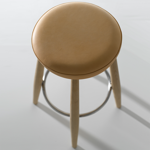 Carl Hansen & Son CH 56 / 58 Barstool with Oil Finish 原木 高腳椅系列 油裝處理