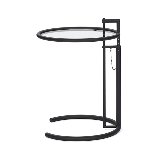 ClassiCon E1027 Adjustable Table Black Version 伊琳 可調式 邊桌 霧黑版