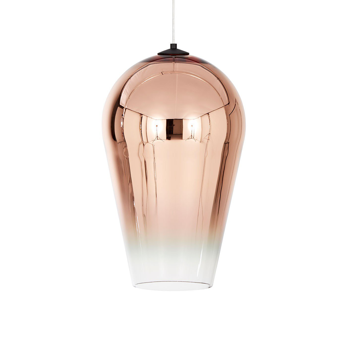 Tom Dixon Fade Suspension Lamp 50cm 漸層水滴系列 吊燈