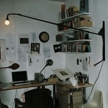 Vitra Potence Wall Light 力矩 壁燈