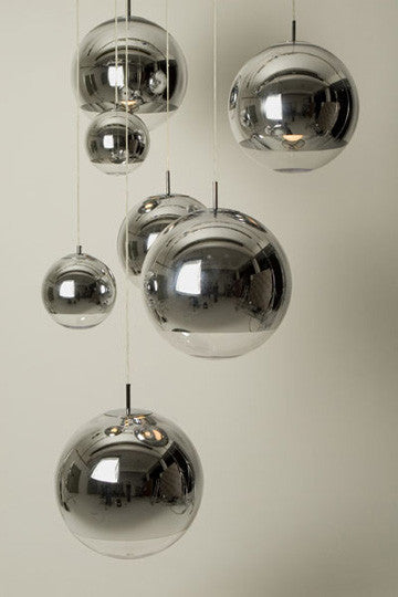Tom Dixon Mirror Ball Suspension Lamp 鏡面圓球 吊燈