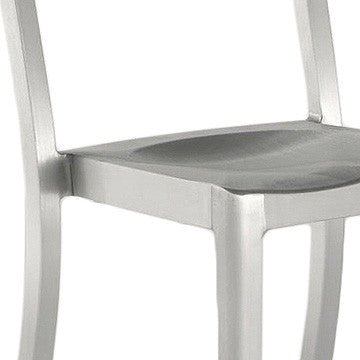Emeco Icon Stacking Chair 方背線框 單椅