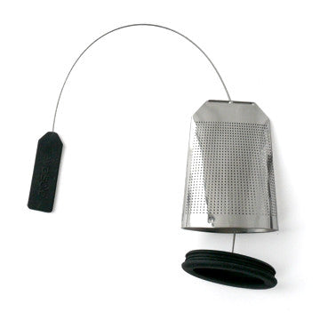 Eva Solo Stainless Steel Tea Bag in Small 不鏽鋼 立式茶膽 小尺寸