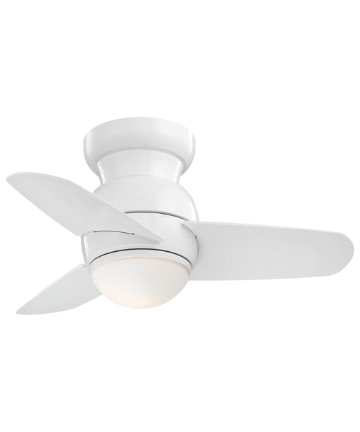 Minka Aire Spacesaver Ceiling Fan 思貝系列 吸頂扇 26 吋