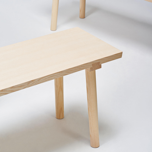 Mattiazzi MC13 Facile Wooden Bench 法希利 實木長凳 / 椅凳