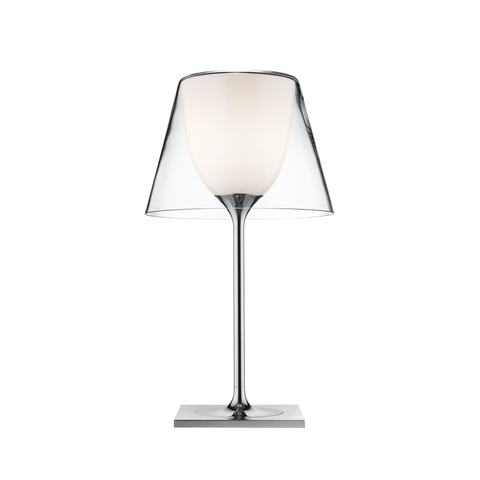 Flos Ktribe T1 Table Lamp Glass , Ktribe 系列 古典桌燈 玻璃燈罩版