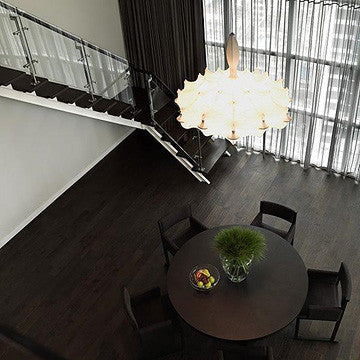 Flos Zeppelin Suspension Lamp S1 齊柏林 絲紡吊燈