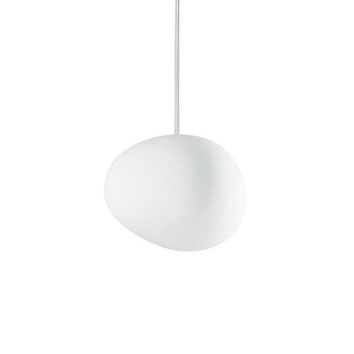 Foscarini Gregg Suspension Lamp in Small / Piccola 13cm 重生 霧白玻璃 吊燈 小尺寸