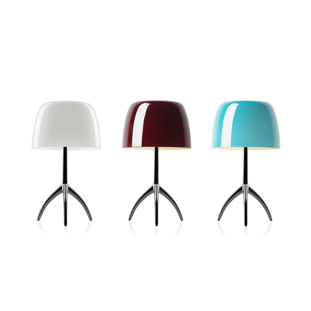 Foscarini Lumiere Piccola Table Lamp 20cm 布丁系列 玻璃 桌燈 - 小尺寸